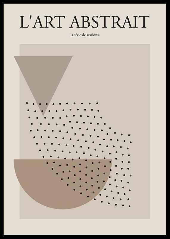 L'art Abstrait No2