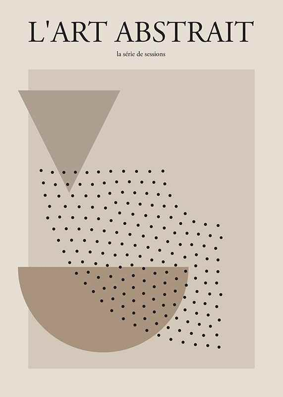 L'art Abstrait No2-1