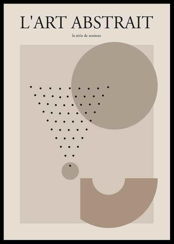 L'art Abstrait No3