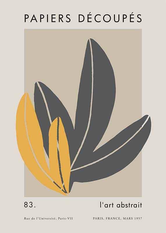 Matisse Cutout Leaves-1