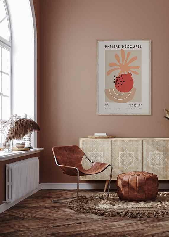 Matisse Cutout Fruit-2