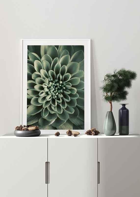 Green Petals-4