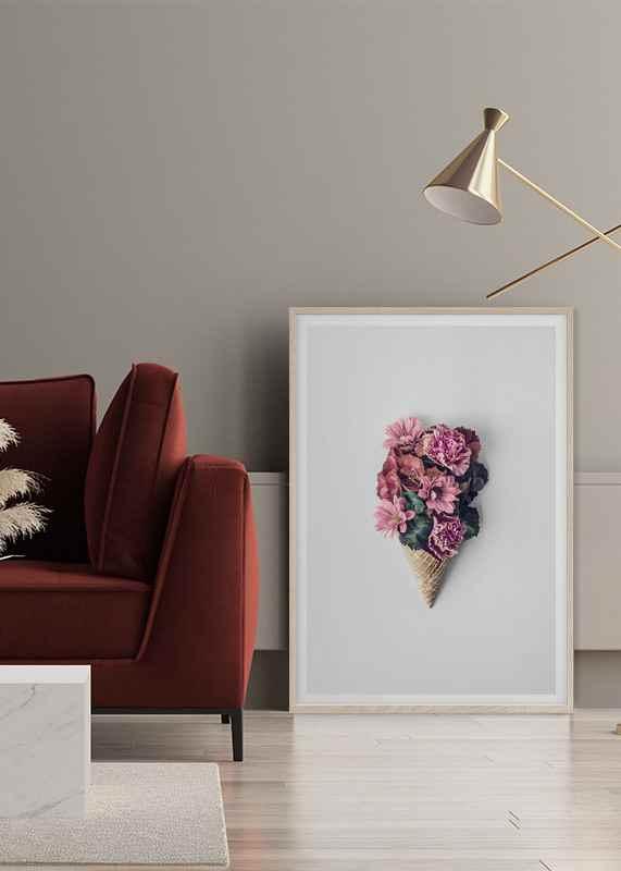 Flower Cone-4