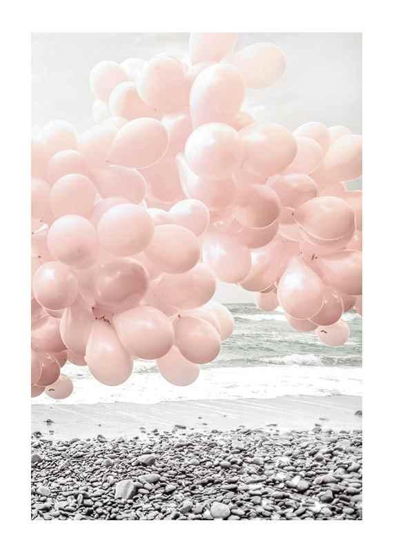 Pink Balloons No2-1