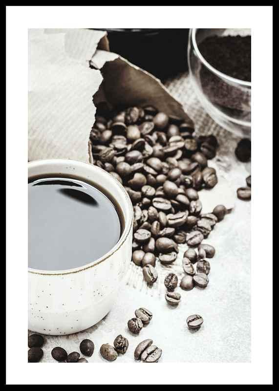 Coffee Beans No3-0