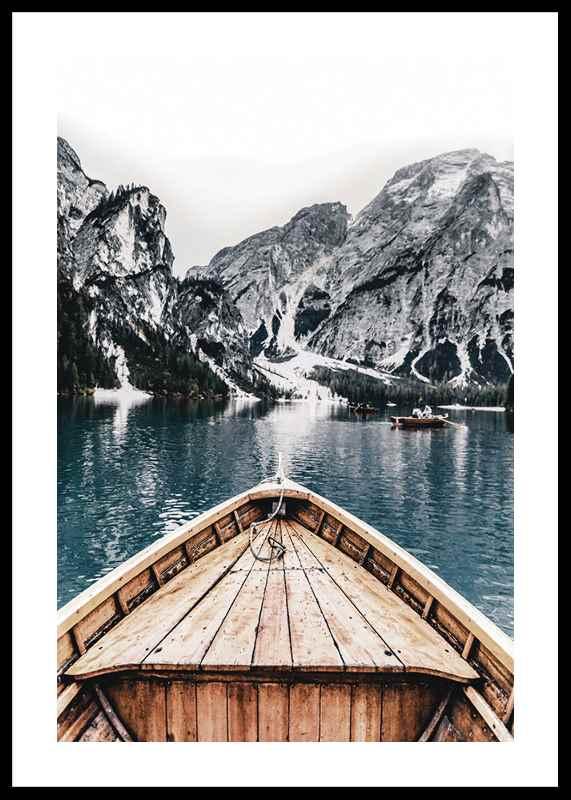 Braies Lake No1-0