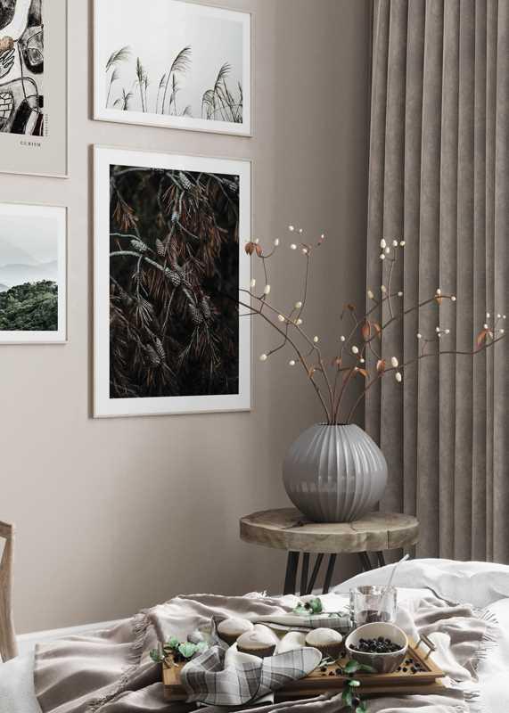 Tree Cones-4