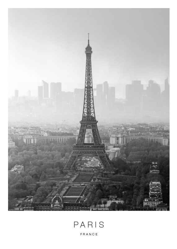 Paris Eiffel Tower-1