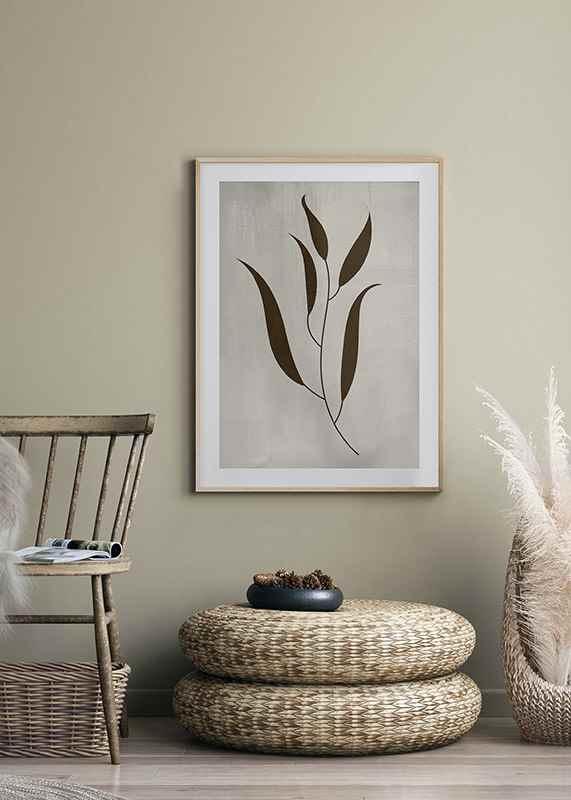 Plant Art No1-4