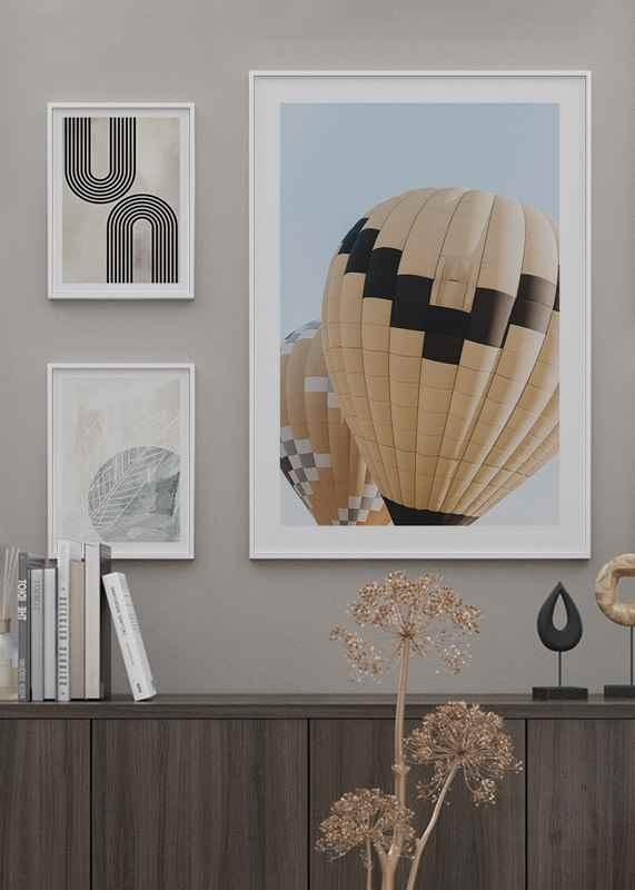 Yellow Air Balloons-4