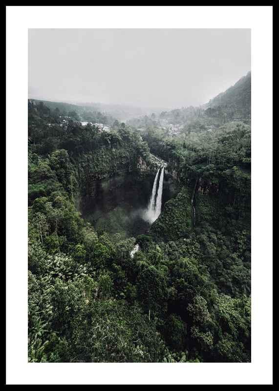 Madakaripura Waterfall-0