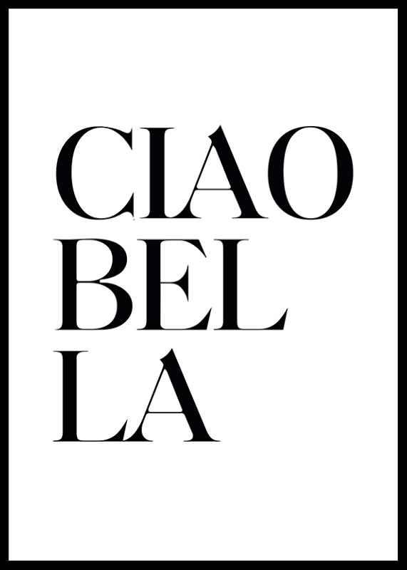 Ciao Bella-0
