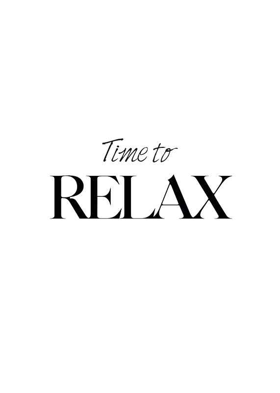 Time To Relax-1