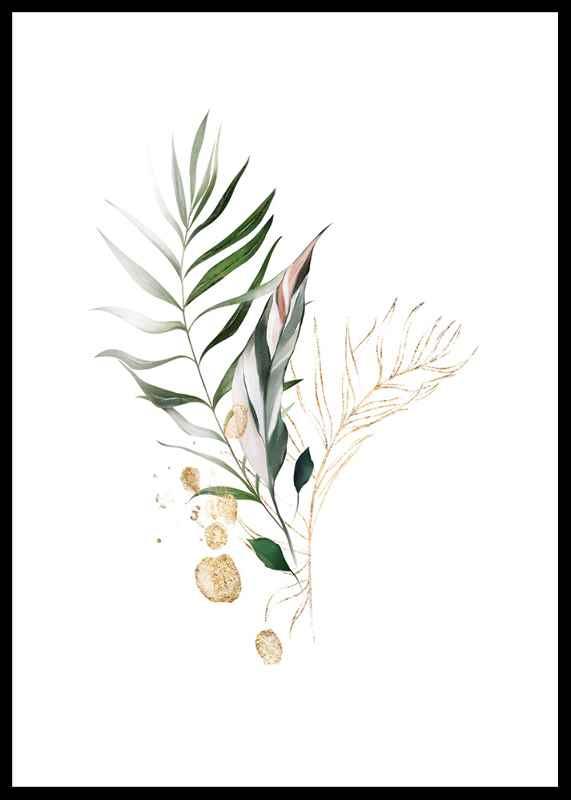 Watercolor Botanical No4
