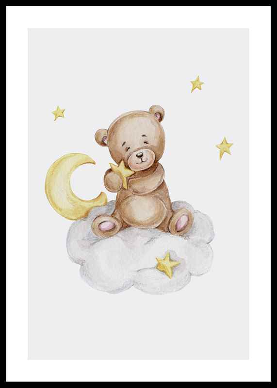 Teddy In The Sky-0