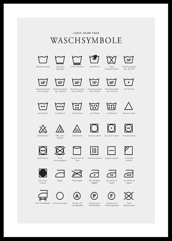 Waschsymbole-0