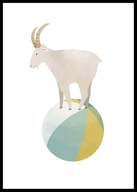 Playful Goat-0