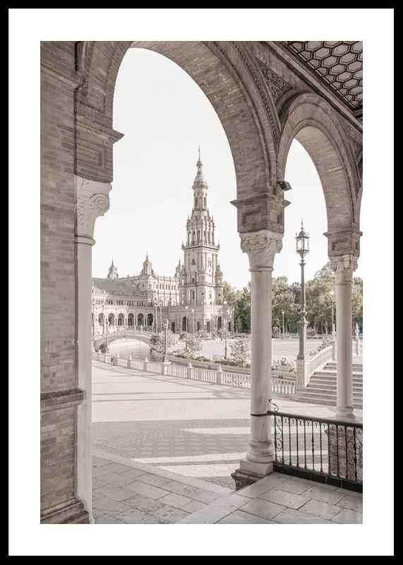 Plaza De Espana No1-0