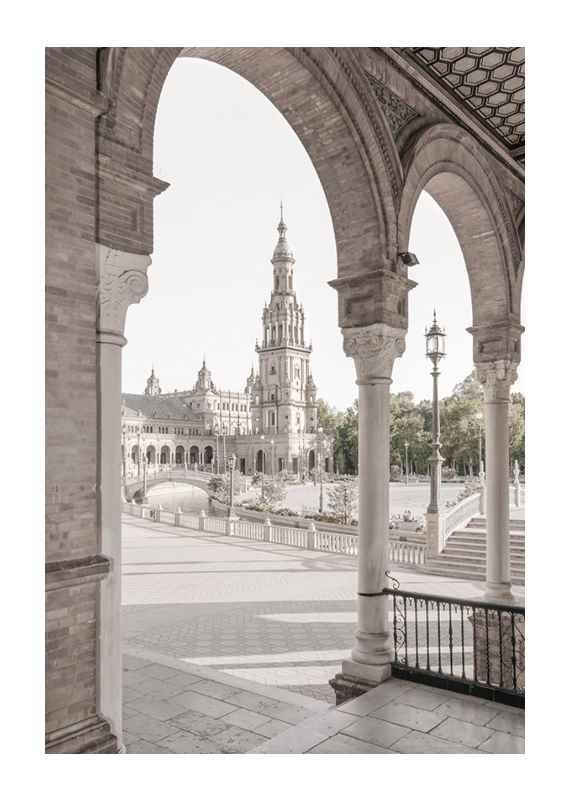 Plaza De Espana No1-1