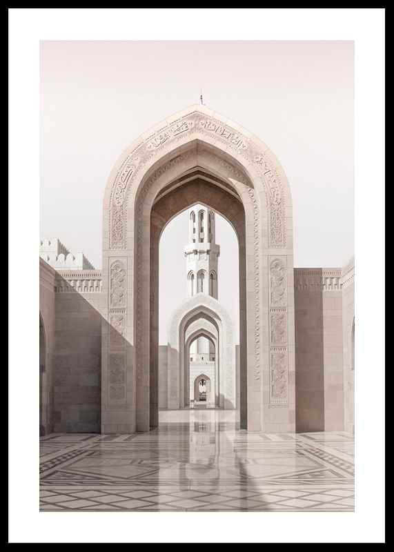 Qaboos Monument