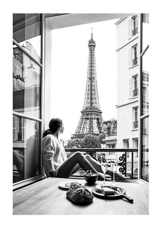 Breakfast In Paris-1