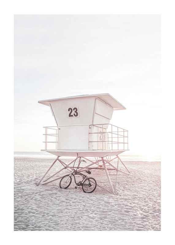 Lifeguard Tower 23-1