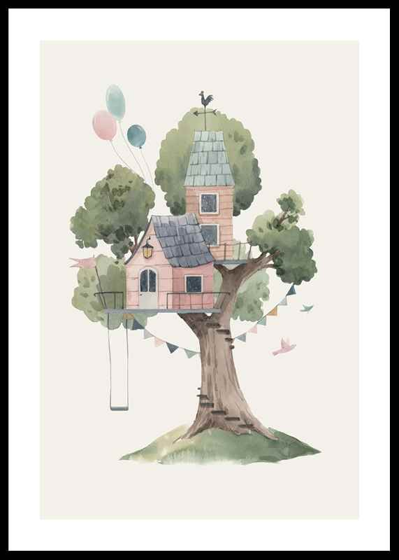 Tree House No1-0