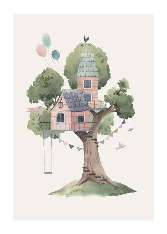 Tree House No1-1