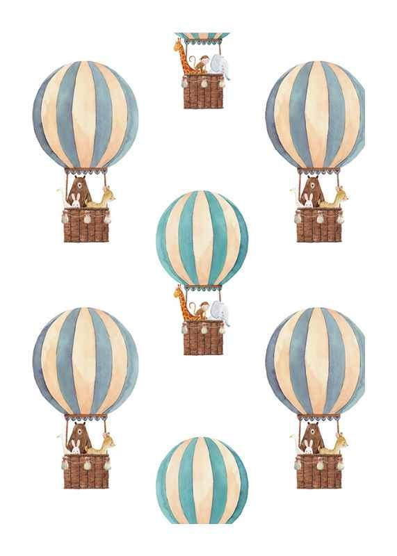 Animals Air Balloons-1