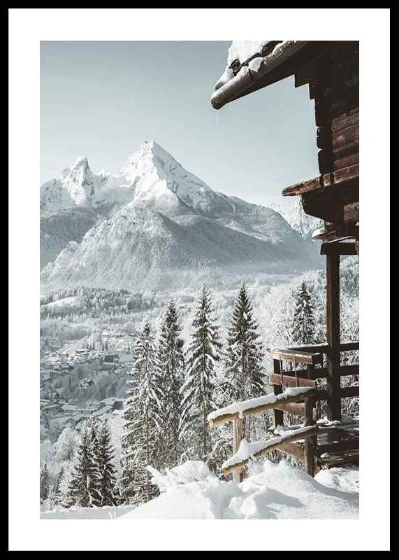 Cabin In The Alps-0
