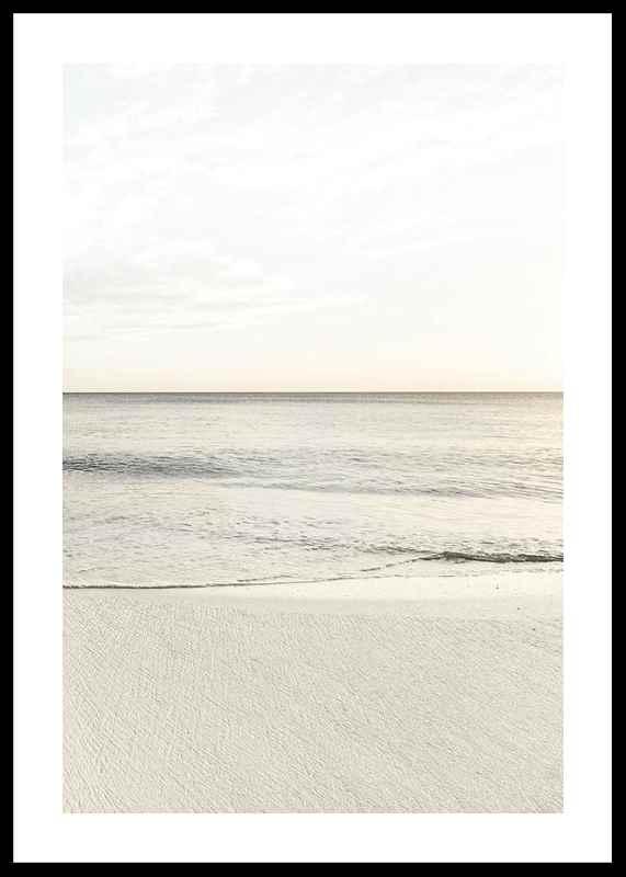 Calm Ocean Waves-0