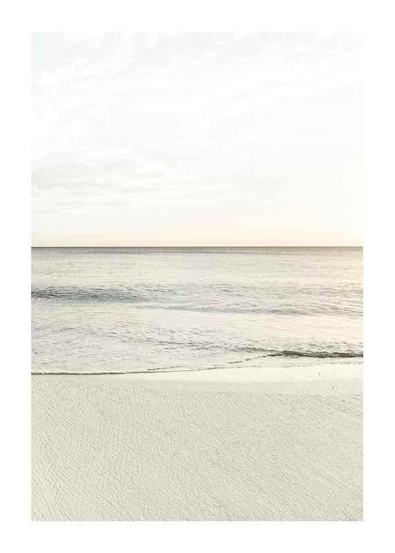 Calm Ocean Waves-1