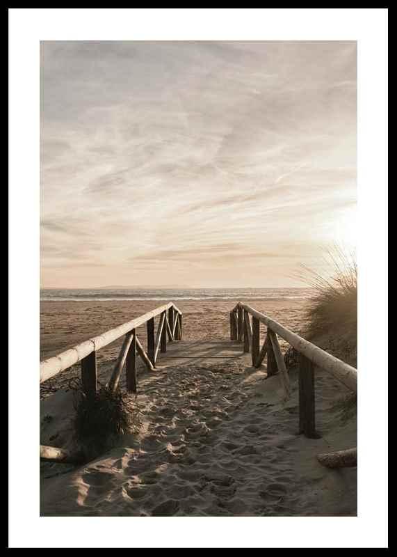 Path On Sand-0