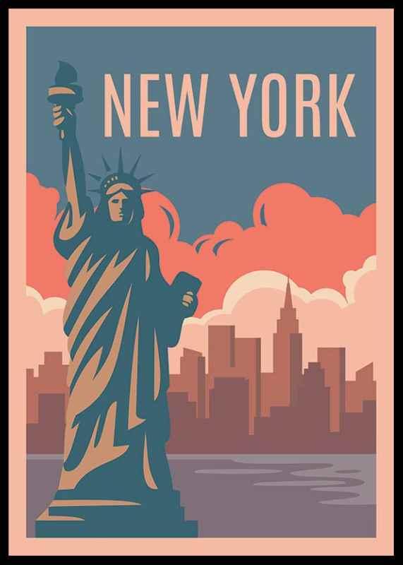 Statue of Liberty New York-0