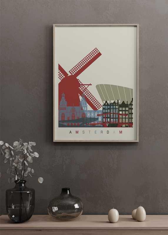 Amsterdam Landmarks-2