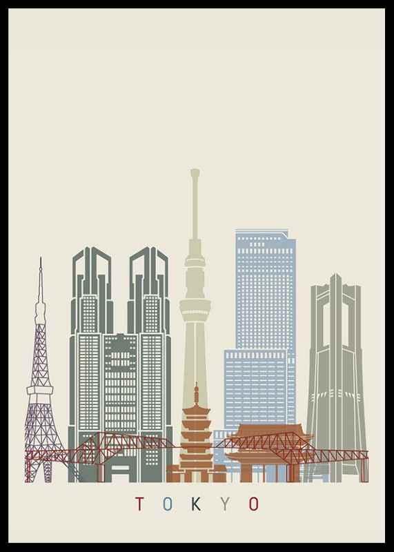 Tokyo Landmarks-0
