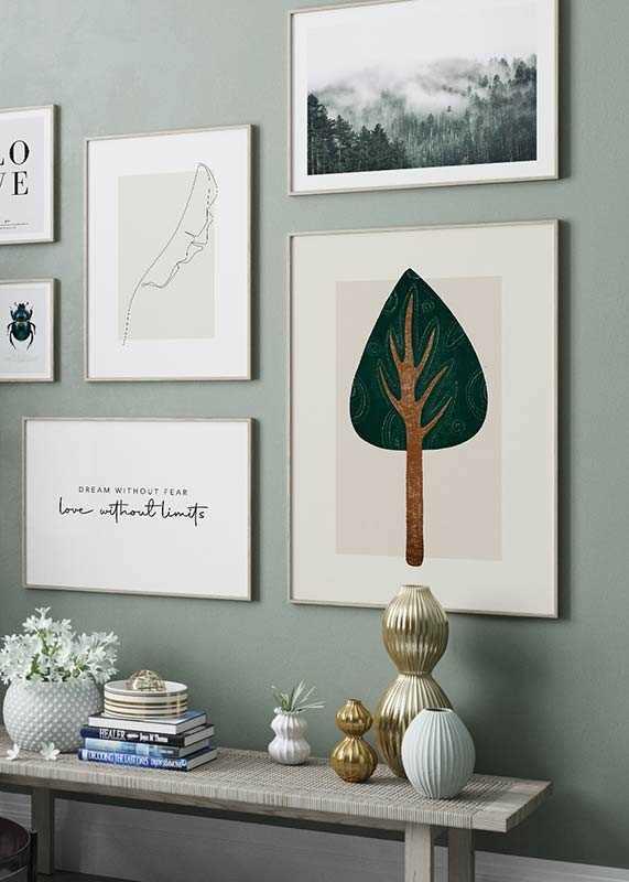 Abstract Tree No1-2