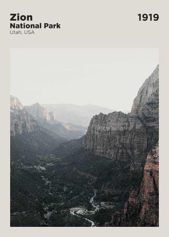 Zion National Park-1