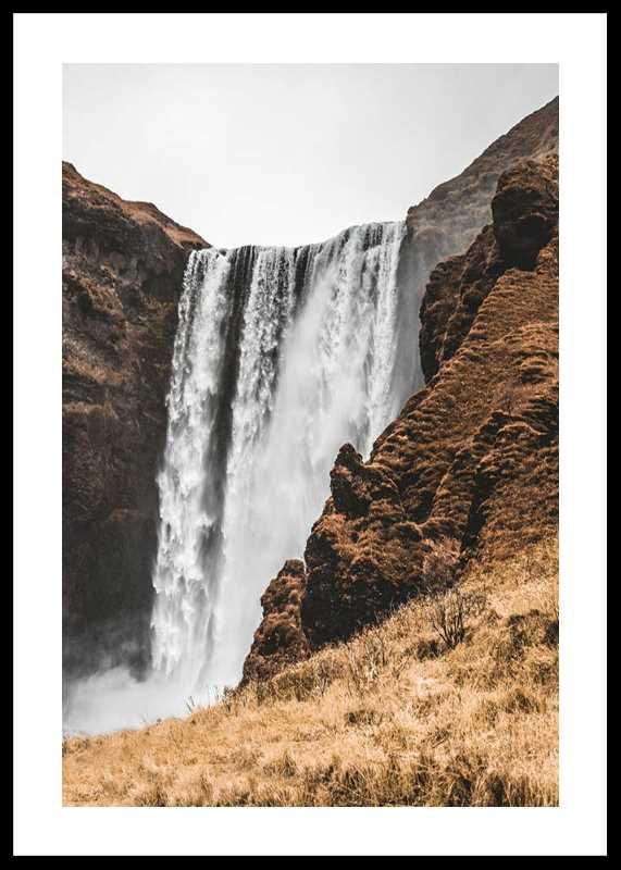 Skogafoss Waterfall-0