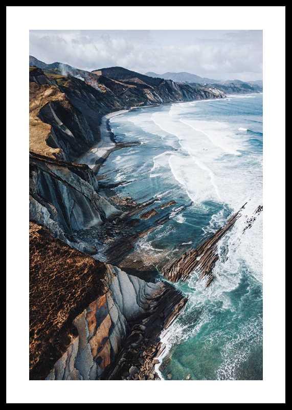 Coast Of Spain-0
