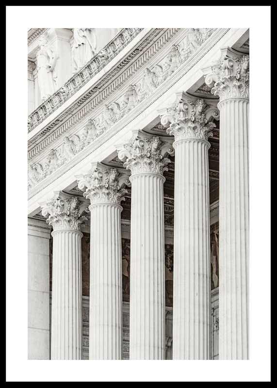 Columns In Rome-0