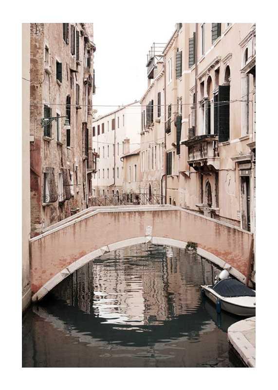 Bridge In Venice-1