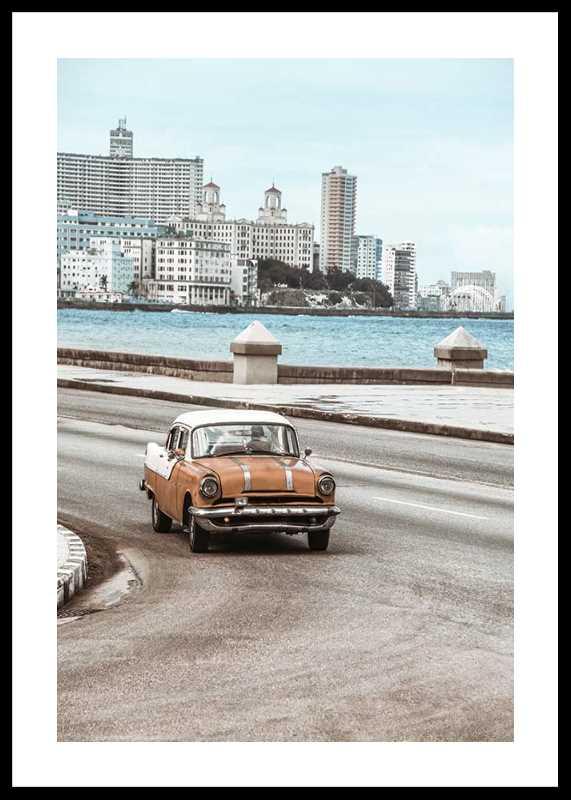 Vintage American Car-0