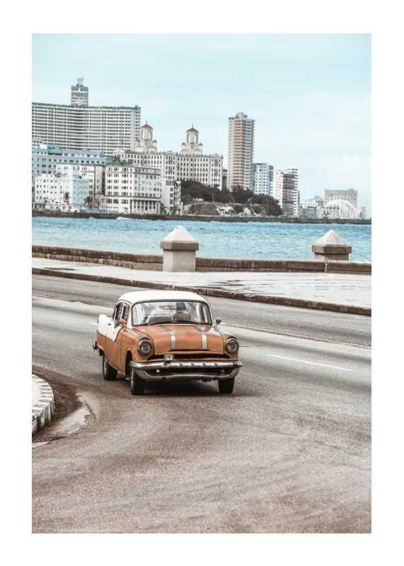 Vintage American Car-1