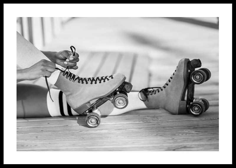 Roller Skates No3