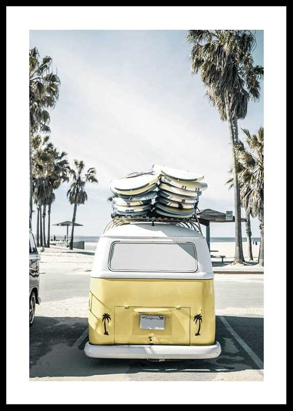 Venice Beach Surf Van-0