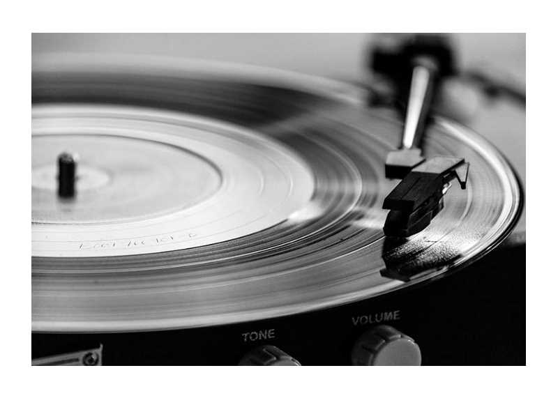 Old Record Player-1