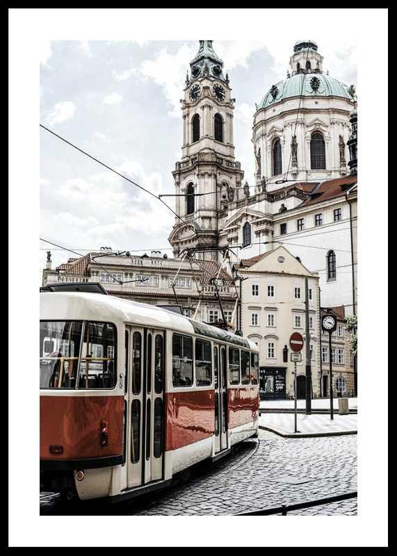Tram In Mala Strana-0