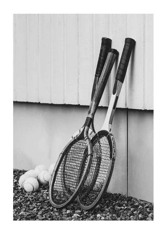Old Fashioned Rackets-1