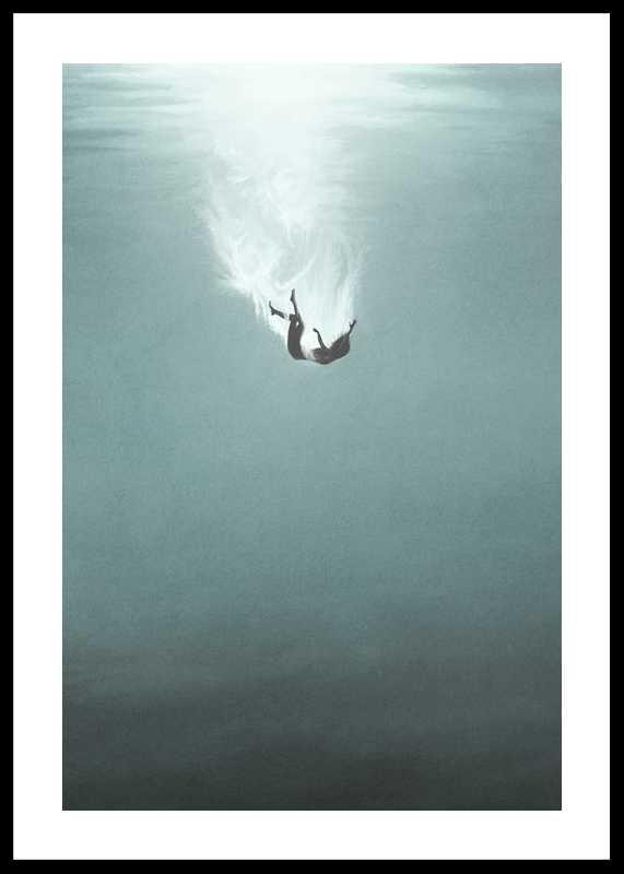 Falling Underwater